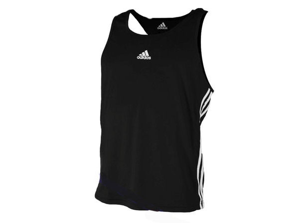 Adidas Base Punch MK2 II Climalite Boxing Vest - Black