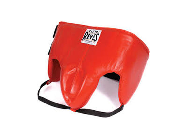 Cleto Reyes Foul Proof Groin Guard Abdominal Protector Red