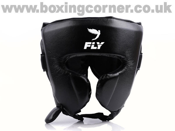 Fly Knight X Head Guard Black