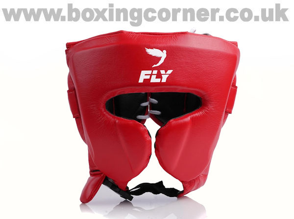 Fly Knight X Head Guard Red