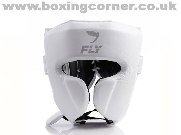 Fly Knight X Head Guard White