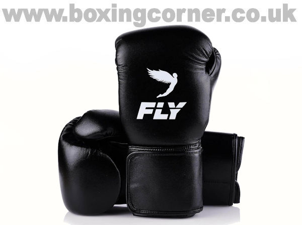 Fly Superloop X Boxing Gloves Black