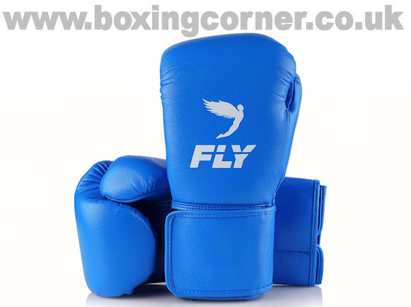 Fly Superloop X Boxing Gloves Blue