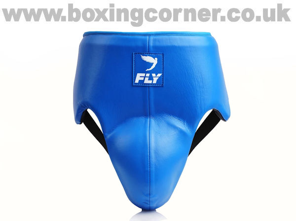 Fly Wraith X Groin Guard Blue