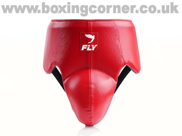 Fly Wraith X Groin Guard Red