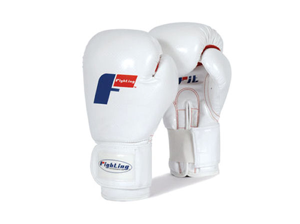 Fighting Sports Aero Tech Training Gloves - White