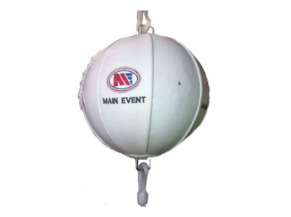 "Main Event Leather Floor to Ceiling Ball Kit 8"" Double End Bag"