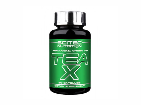 Scitec Nutrition Green Tea X ( Green Tea Extract ) 90 Capsules