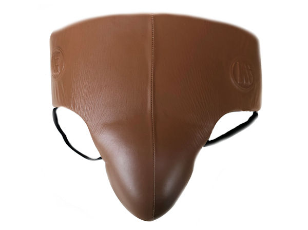 Main Event Boxing Heritage Pro Leather Groin Guard