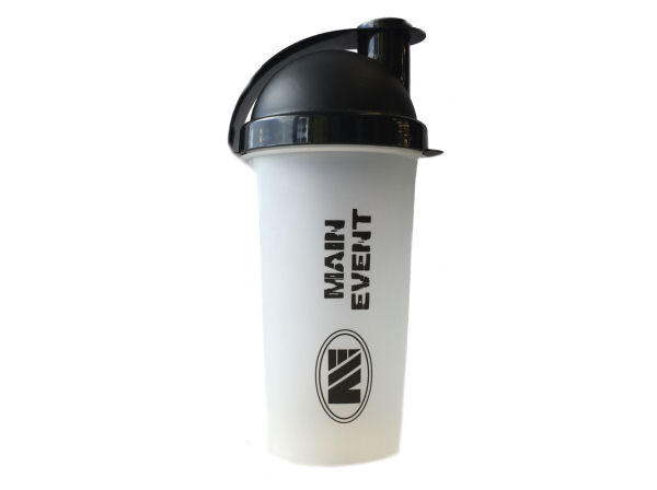 Main Event Protein Shaker Mixer Bottle