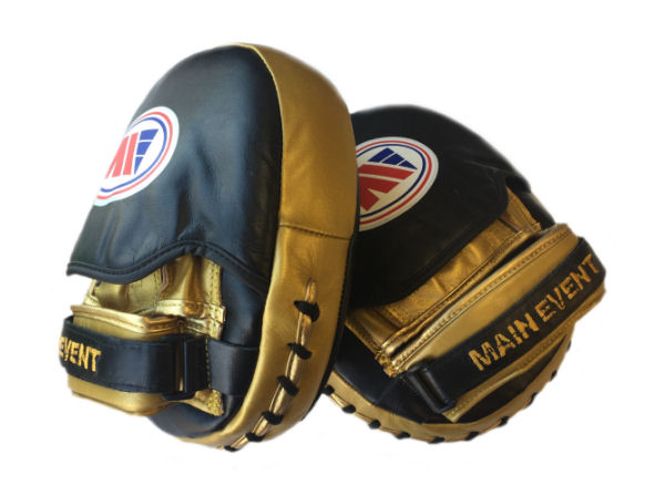 Main Event Boxing Pro Air Cushioned Reaction Focus Pads