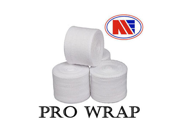 Box of 10 Main Event Pro Am Elite Hand Wrap Gauze Bandage 15m