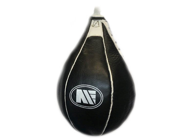 Main Event Leather Speed Ball Size Medium Fast Bag.