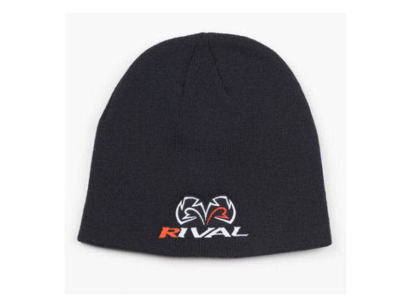 Rival Boxing Embroidered Beanie Skull Hat - Tuque