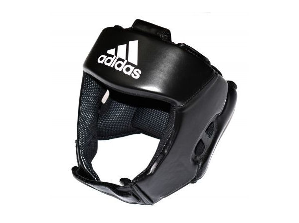 Adidas Boxing Rookie AIBA Style Open Face Training Head Guard