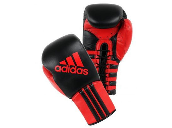 Adidas Lace Up Safety Sparring Gloves ABA EB BABA Approved