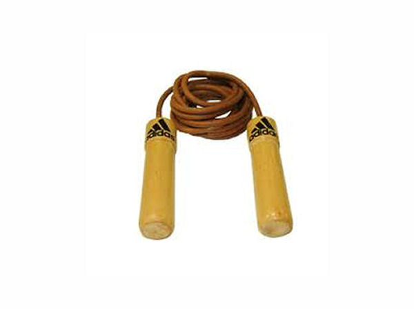 Adidas Boxing Leather Pro Skipping Jump Rope - 9FT