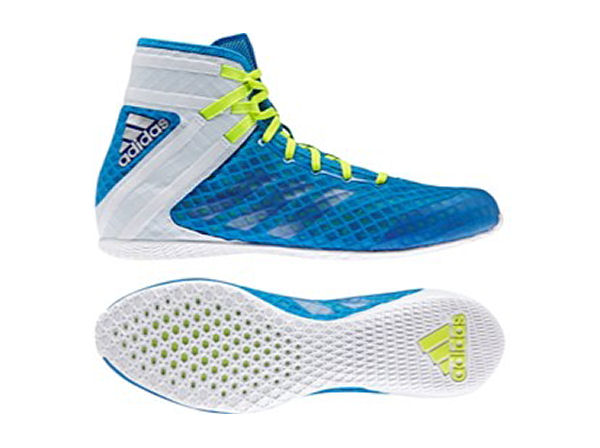 SALE - Adidas Speedex 16.1 Boxing Boots Shock Blue