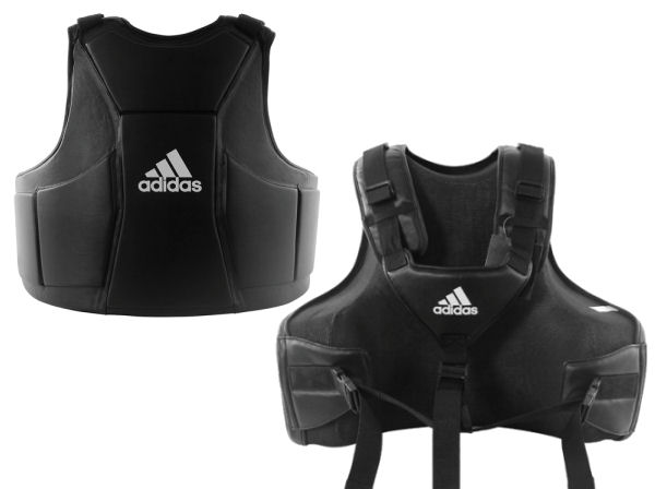 Adidas Boxing Coaches Heavy Duty Extra Padded Body Chest Guard
