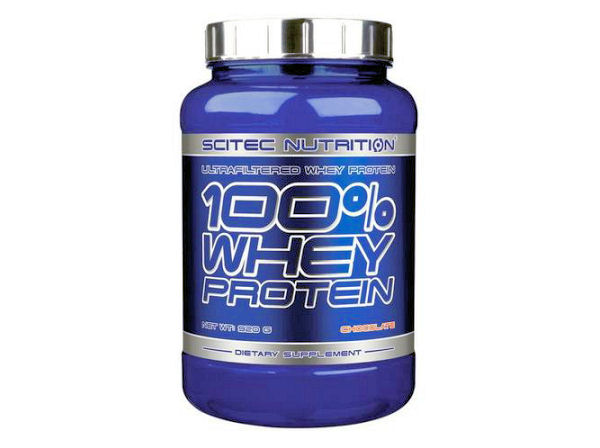 Scitec Nutrition 100% Whey Protein - Chocolate Flavour 920g