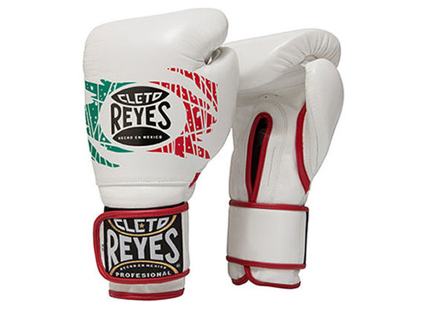 Cleto Reyes 12oz Velcro Pro Sparring Training Gloves Mexican