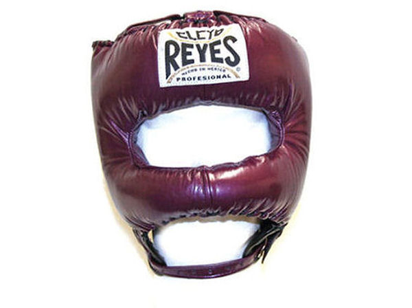 Cleto Reyes Pro Head Guard Pointed Nylon Bar Metallic Purple