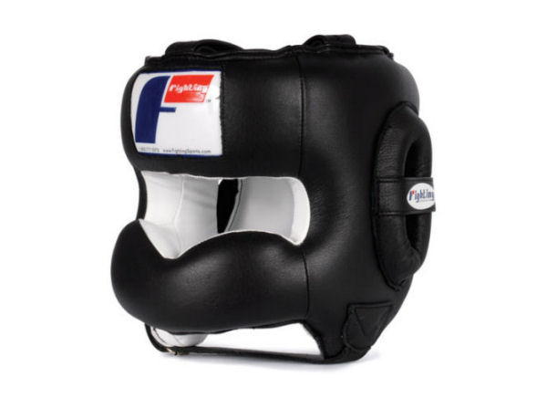 Fighting Sports No Contact Pro Head Guard - Black
