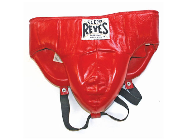 Cleto Reyes Foul Proof Groin Guard Protector Red