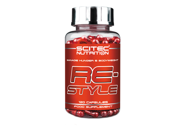 Scitec Nutrition Restyle Bodyweight Management - 120 Capsules